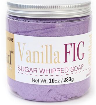 Vanilla Fig Sugar Scrub