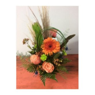 Harvest Sunrise Bouquet