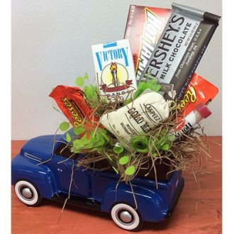 Ford Truck Candy Arrangement