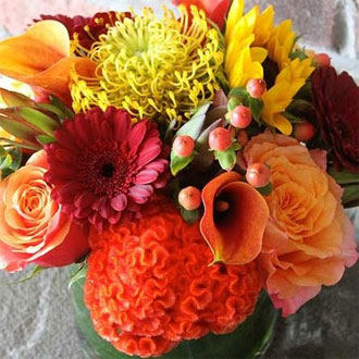 Custom Fall Bouquet