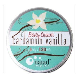 Body Cream - Cardamom Vanilla