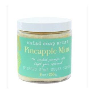 Pineapple Mint Whipped Sugar Scrub