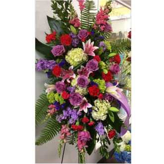 Custom Sympathy Arrangement