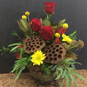 Autumn Keepsake Bouquet