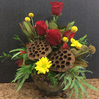 Autumn Keepsake Bouquet