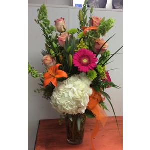 Vibrant Love Bouquet