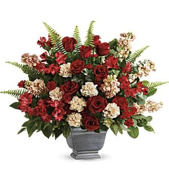 Bold Tribute Bouquet