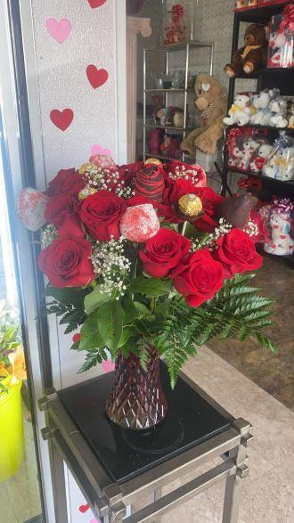 Best love bouquet