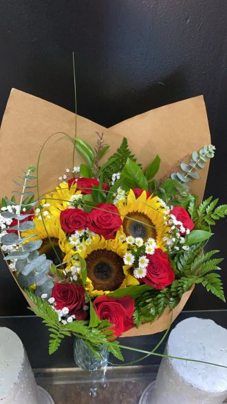 Love sunflower day