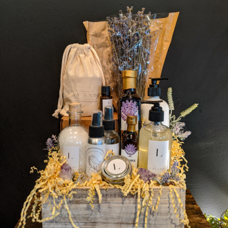 Luxe Lavender Lover's Gift Set