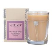 Saint Germain Lavender Votivo Candle