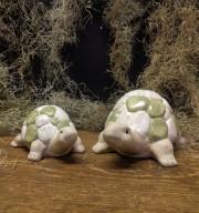 Pebble Tortoise Pair
