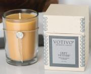 Grey Vetiver Votivo Candle