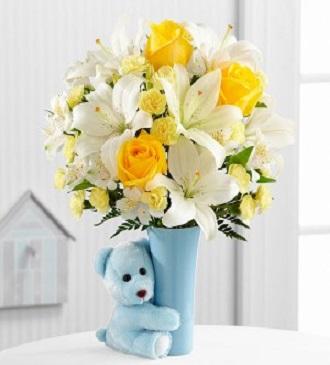 Big Hug Bouquet - Boy
