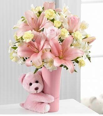 Big Hug Bouquet - Girl