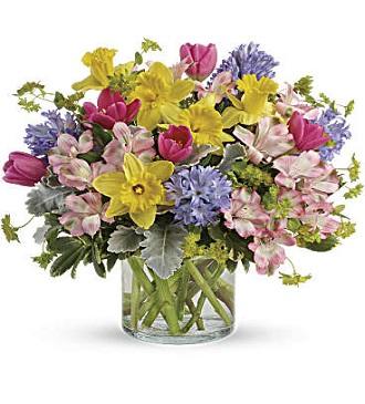 Springtime's Here Bouquet