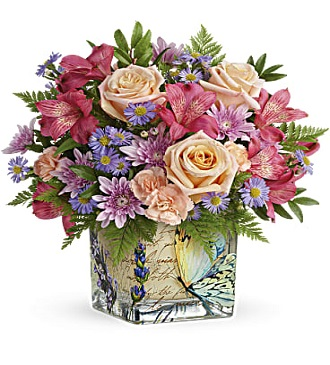 Sophisticated Whimsy Bouquet