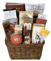 Heritge House Florist Gourmet Basket