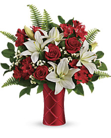 Sweetest Satin Vase