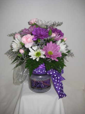 Medium Cheerful Giver Arrangement