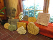 Our Engraved Stones