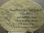 Goodbyes are Not
