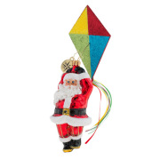 Christopher Radko The Kite Before Ornament