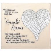 Keepsake Blanket Angel's Arms