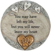 Pet Heart Serene Garden Stone