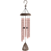 "23RD Psalm 30"" Rose Gold Wind Chime"