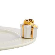 Nora Fleming Golden Wishes Gift Mini