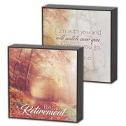 Blessed Retirement Plaque