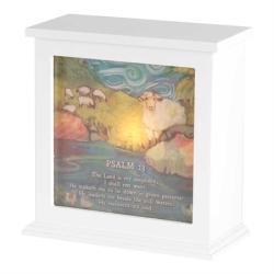 Psalm 23 Nitelight Box