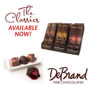 DeBrand Chocolates - Rose Carmella