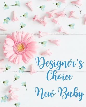 Designers Choice - New Baby