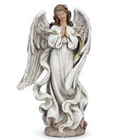 Lovely Flowing Robe Angel
