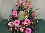 REMEMBRANCE ANGEL ARRANGEMENT