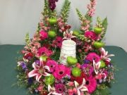 CREMATION- WREATH 1
