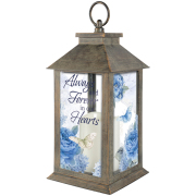 MEMORIAL LANTERN-ALWAYS IN OUR HEARTS