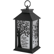 MEMORIAL LANTERN-A LIGHT REMAINS
