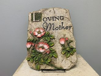 loving Mother PLAQUE/Stepping Stone Napco 19019