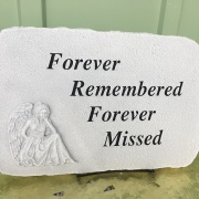 FOREVER REMEMBERED WITH ANGEL