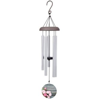 MEDIUM WINDCHIME: FOREVER HEARTS