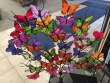 Silk Butterfly Magnets