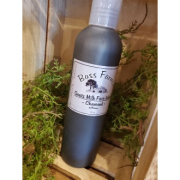 Bass Farms Goats Milk Face Wash Charcoal