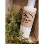 Bass Farms Oatmeal/ Milk & Honey Lotion