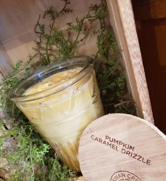 Swan Creek Pumpkin Caramel Candle