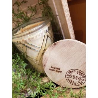 Swan Creek Bourbon Maple Sugar Candle