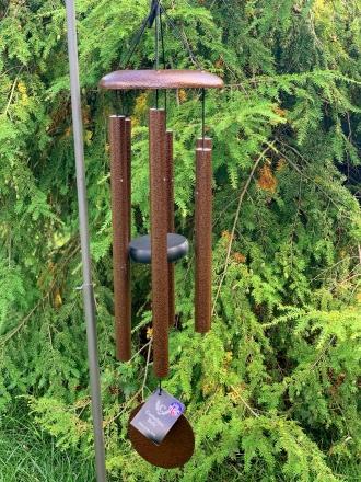 Copper Corinthian Bells T-206