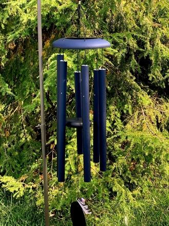 Midnight Blue Corinthian Bells T-306